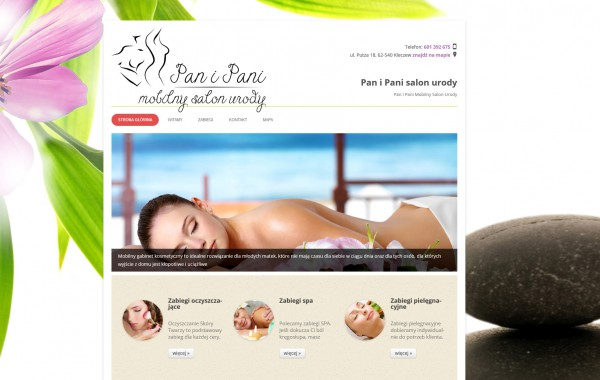 Pan i Pani – salon urody