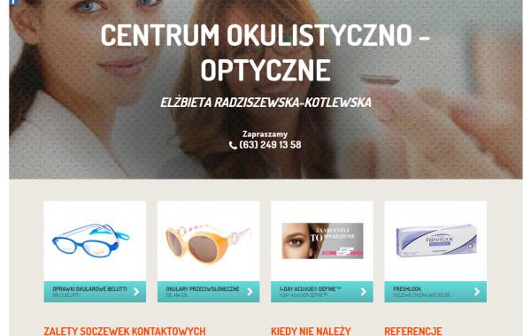 Centrum okulistyczno – optyczne