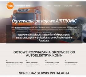 (Polski) Autoelektryk Konin