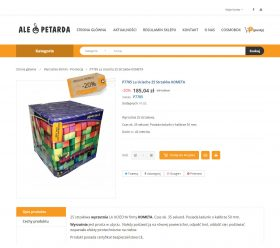 (Polski) alepetarda.pl sklep internetowy