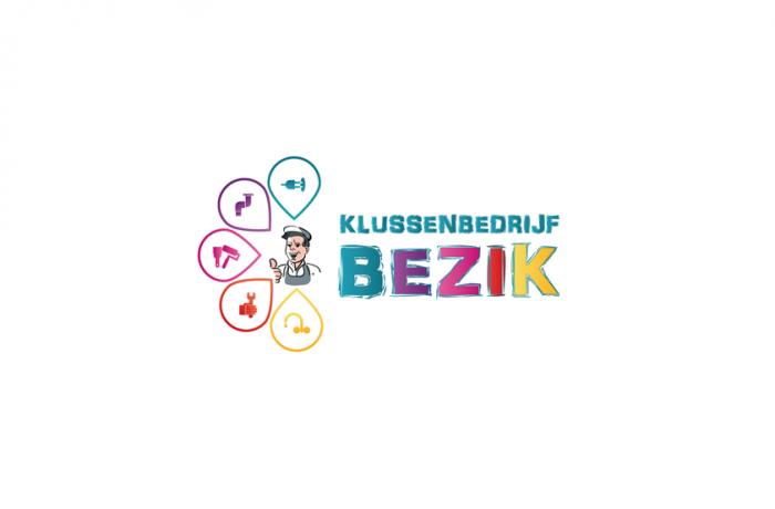 logotyp dla firmy Klussenbedrijf Bezik