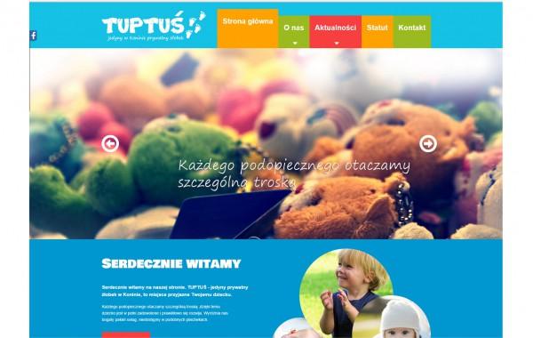 Tuptuś –  żłobek w Koninie