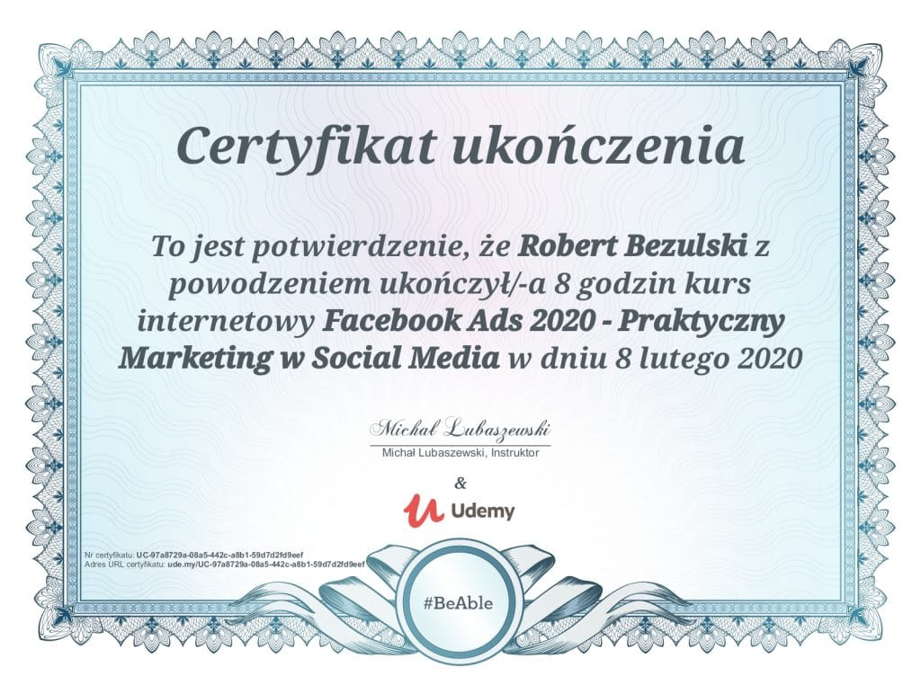 Facebook, praktyczny marketing